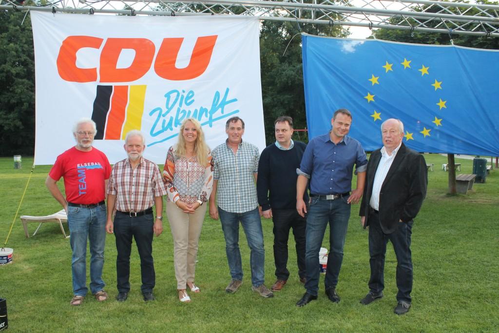 Bild CDU Sommerfest 2016