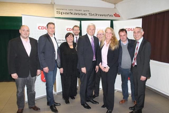 Bild CDU Stadtverband zur Pressemitteilung vom 07.04.2016